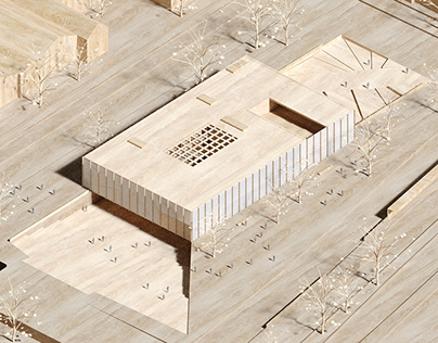 Museum of Democracy | Honorable Mention