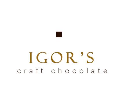 Craft Chocolate Logo Design
