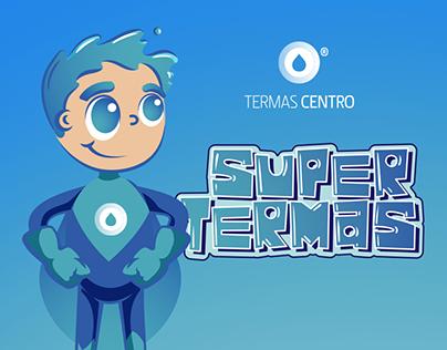 Super Termas - Termas Centro®
