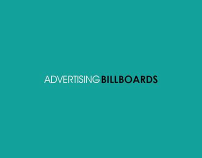 advertisingBILLBOARDS