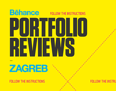 #BehanceReviews Zagreb #6 - Studio Edition