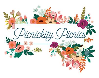 Picnicky Picnic CI and web design