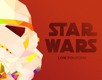 Starwars - A Series of Digital Illustrations
