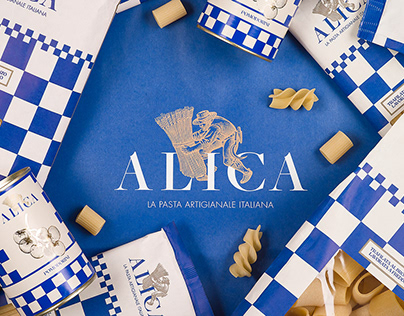 Pasta Alica, an Italian emotion