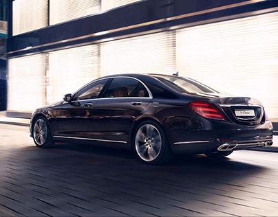 Mercedes-Benz S-Class | Design Evolution | Research