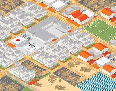 "Carte interactive pour le site ""Othervision Software"""