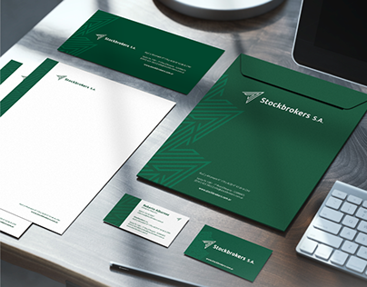 Restyling - Branding -Stockbrokers S.A.