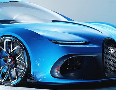 Bugatti Type 103   Design