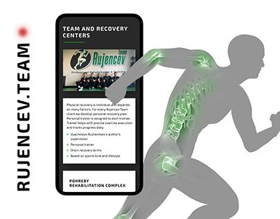Rujencev.team   Website
