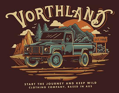 Vorthland Design Merchandise
