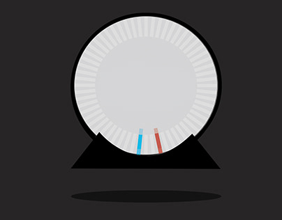 Coding and Prototyping: Mirror Clock