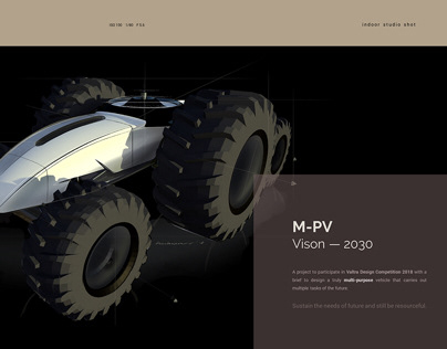 Valtra i MPV — Valtra Design Challenge 2018