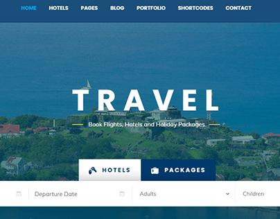 Ora - Travel Booking Theme