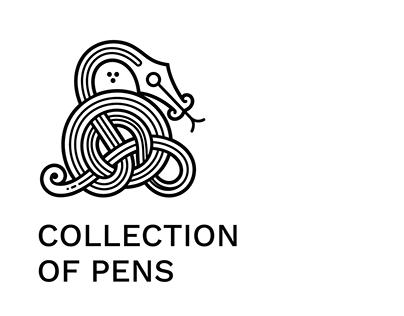 Pen Logo Collection 2021