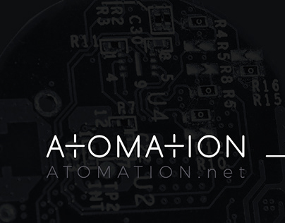 Atomation - Brand Identity & Collateral