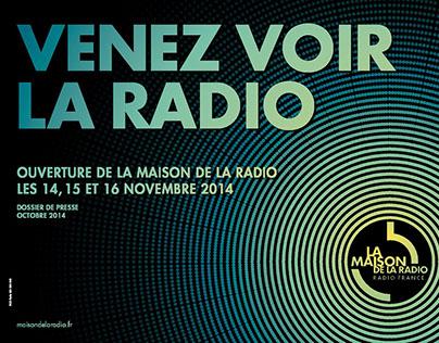 Dossier de presse Radio France rentrée 2014/2015
