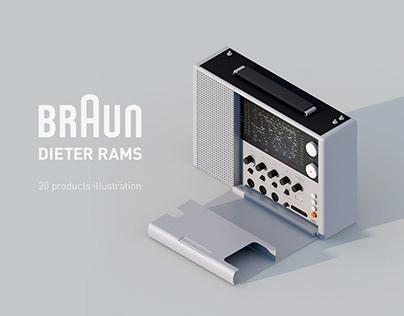 Braun x Dieter Rams