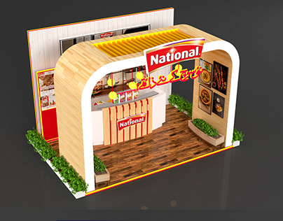 national stall for naye soch kay nae zaiqay