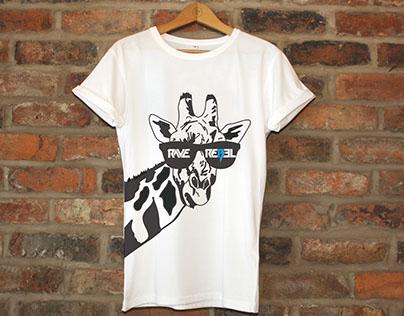 Rave Rebel: T-Shirt Graphics