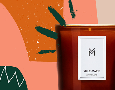 Ville-Marie Bougies Holiday Lookbook