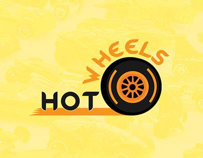Hotwheels Logo rebrand