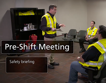 Preparing for Your Shift - Refresher Training