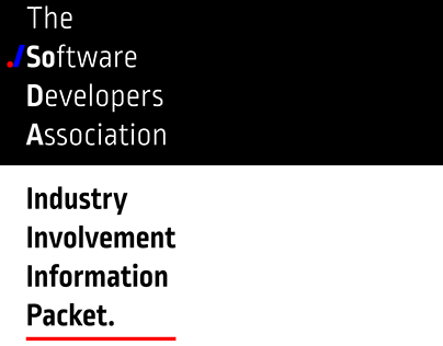 SoDA Industry Involvement Information Packet (2018)