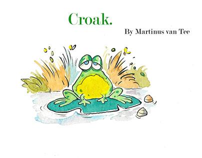 Croak.