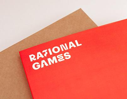 Rational Games Branding
