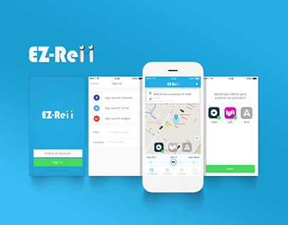 Ez-Rem On Demand Service app