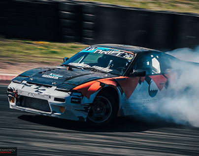 Latvian Drift season opening