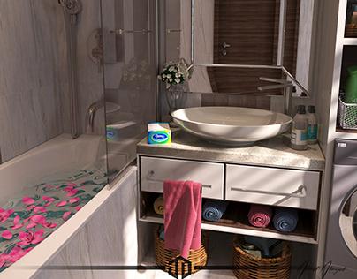 Bathroom - Maadi