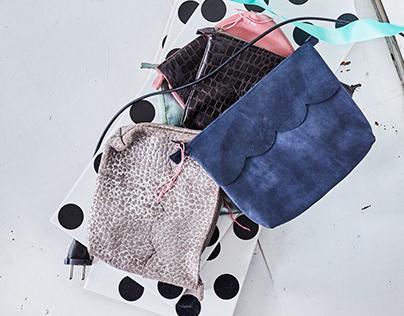 Summer Leather Bag 2018