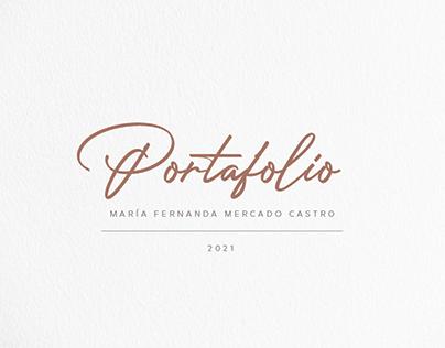 María Fernanda Mercado - 2021