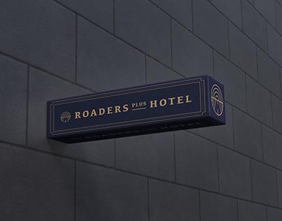 Roader Plus Hotel Branding