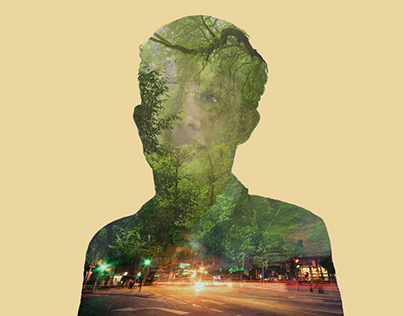 Double Exposure ( our life )
