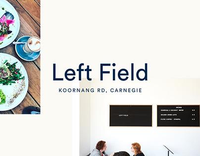 Left Field Eatery