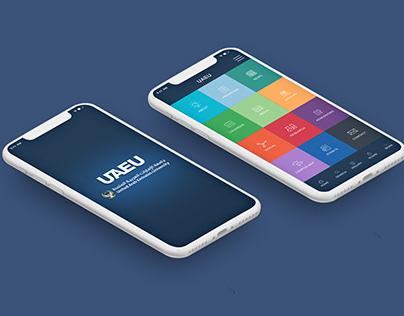 UAE University Website & App