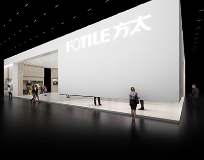 Fotile Booth Design