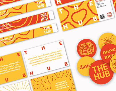 The Hub / Visual Identity