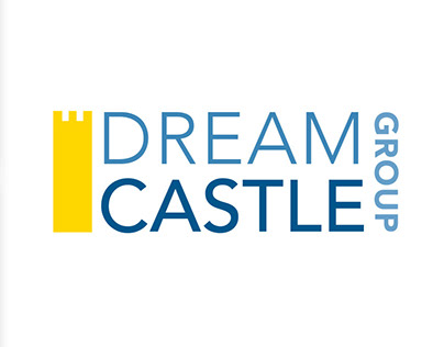 Dream Castle Group Logo Development (At Allegra Surrey)