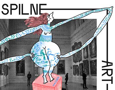 Spilne Art. Online Gallery