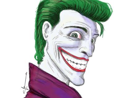 The Joker-DC Comics (Digital Drawing)
