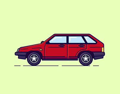 Russian Classic Cars