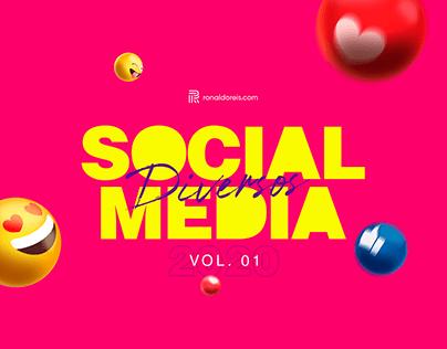 Social Media 2020 | Diversos Vol. 1