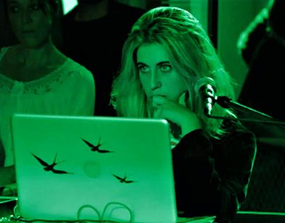 lyriknacht sound performance