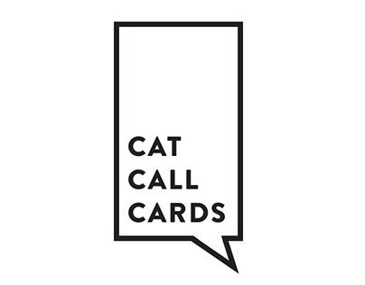 Cat Call Cards