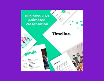 Business Animated Presentation