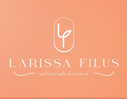 Larissa Filus | Identidade Visual