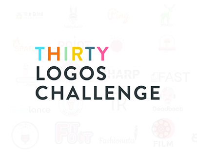 Thirty Logos Challenge - logofolio